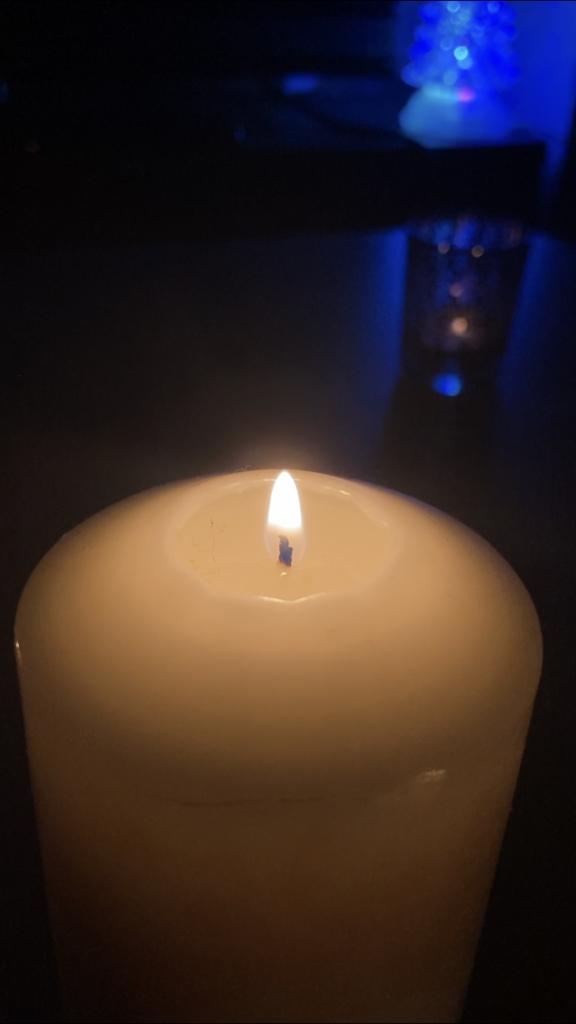 キャンドル 蝋燭 ヨガ 癒し